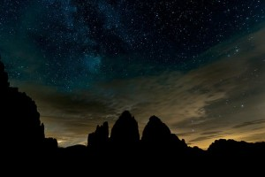 lavaredo-by-night